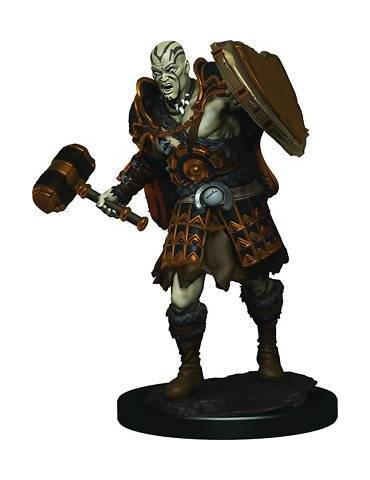 D&D Icons of the Realms: Male Goliath Fighter