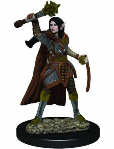 D&D Icons of the Realms: Female Elf Cleric