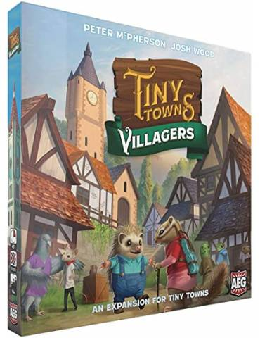 Tiny Towns: Villagers (Inglés)