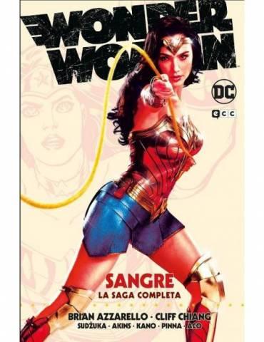 Wonder Woman: Sangre - La saga completa