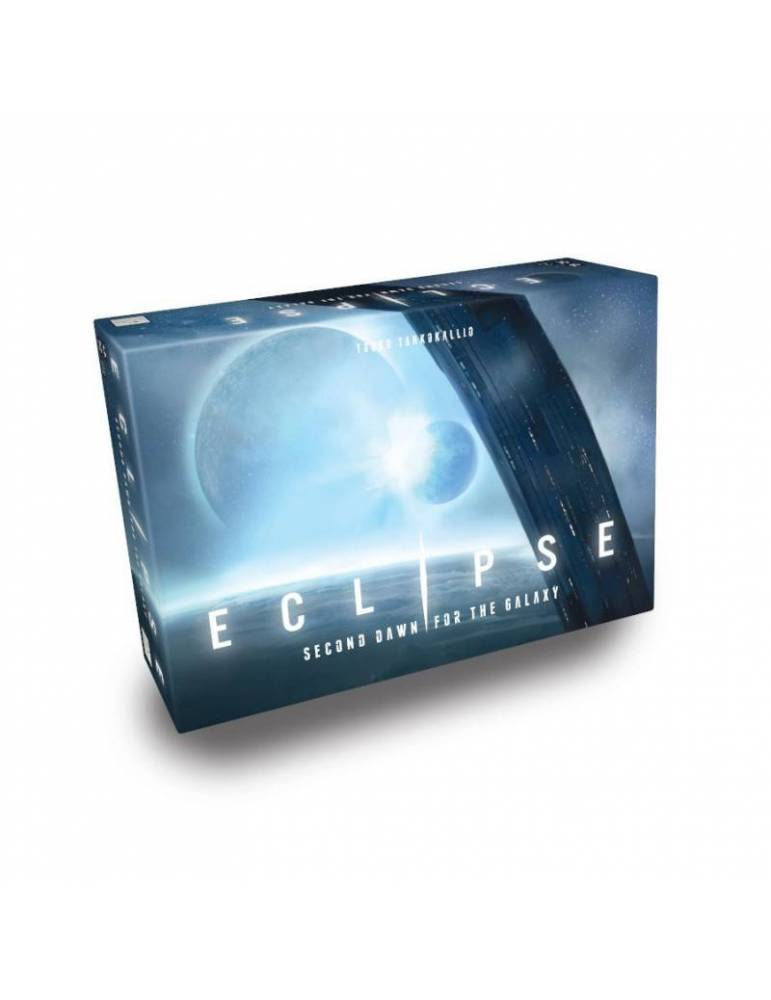 Eclipse - 2nd Dawn for the Galaxy (Inglés)