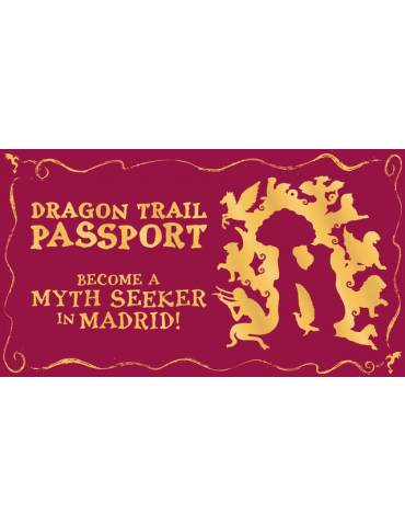 Dragon Trail Passport Madrid