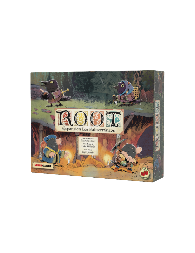 Root: Expansión Los Subterráneos