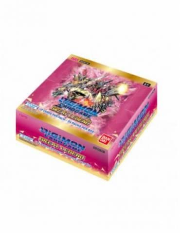 Cartas Digimon TCG: Great Legend Booster Display BT04 (Sobres)