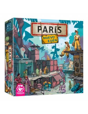París: Nuevo Edén (Castellano)