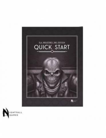 SLA Industries RPG 2nd Edition Quick Start