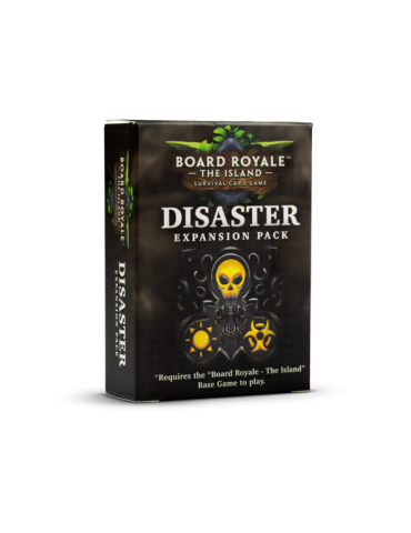 Board Royale: The Island - Disasters Expansion Pack