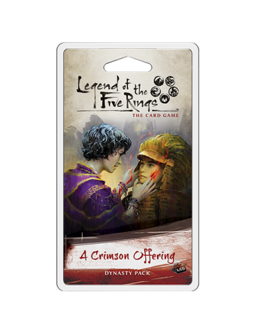 Legend of the Five Rings: The Card Game - A Crimson Offering