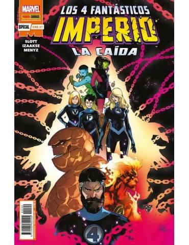 Imperio - Los 4 Fantásticos. La Caída