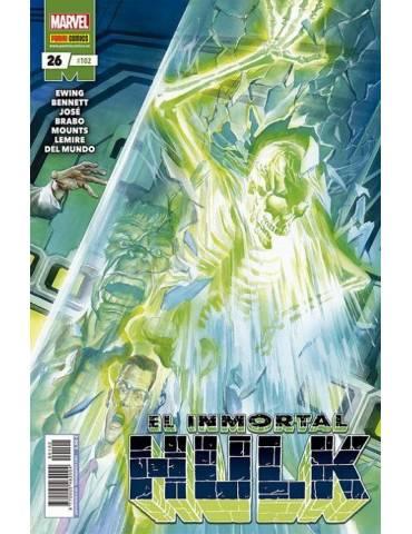 El Increible Hulk V.2 102 (El Inmortal Hulk 26)