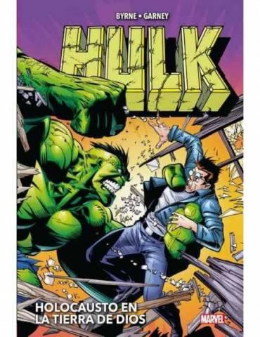 Hulk de John Byrne y Ron Garney: Holocausto en la Tierra de Dios (Marvel Omnibus)