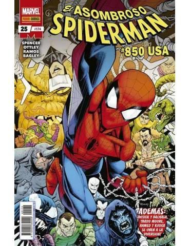 El Asombroso Spiderman 174
