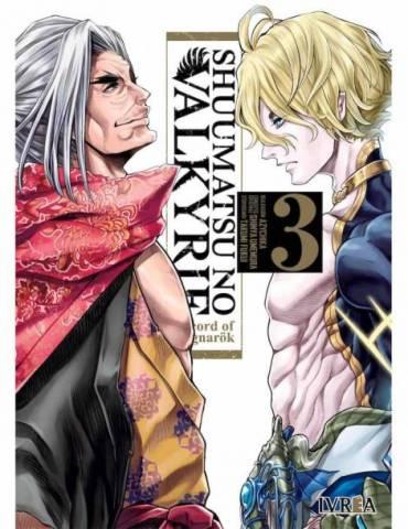 Shuumatsu no Valkyrie. Record of Ragnarok 03