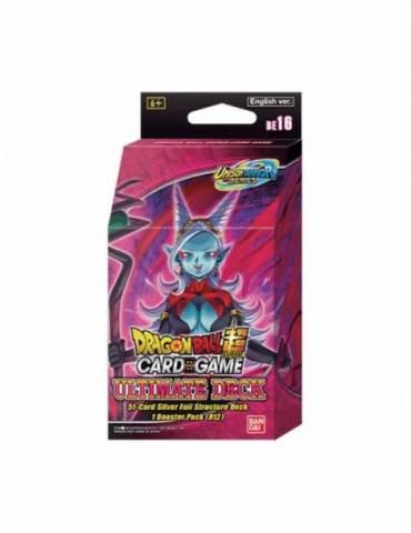 Dragon Ball Super Card Game Ultimate Deck Display BE16 Inglés