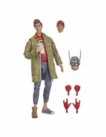 Figura Marvel Legends Spider-Man Into The Spider-Verse: Peter B. Parker 15 cm
