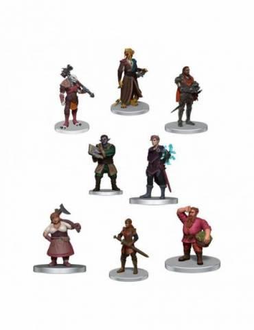 Pack de 8 Miniaturas Critical Role: Factions of Wildemount - Dwendalian Empire Box Set