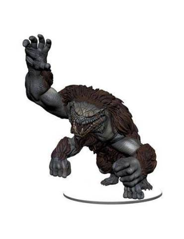 Figura Critical Role: Monsters of Wildemount - Miniatura Premium prepintado Udaak 21 cm