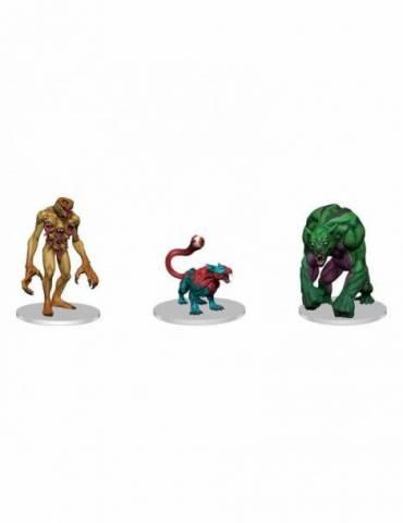 Pack de 9 Miniaturas Critical Role: Monsters of Wildemount - Box Set 1