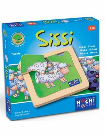 Mini Puzzle Sissi