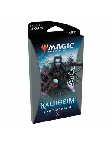 Magic: Kaldheim - Black...