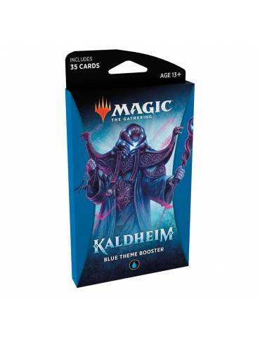 Magic: Kaldheim -  Blue...