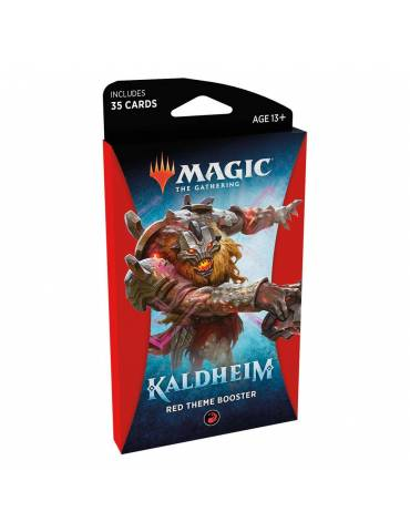 Magic: Kaldheim - Red Theme...