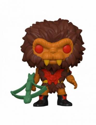 Figura POP Masters of the Universe Animation: Grizzlor 9 cm