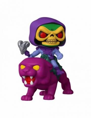 Figura POP Masters of the Universe Rides: Skeletor on Panthor 18 cm