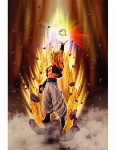 Figura Dragon Ball Z Figuarts Zero: Super Saiyan Gogeta Fusion Reborn 28