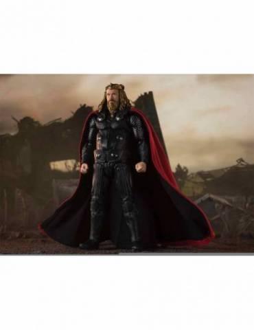 Figura Marvel Avengers Endgame S.H. Figuarts: Thor Final Battle Edition 16.5 cm