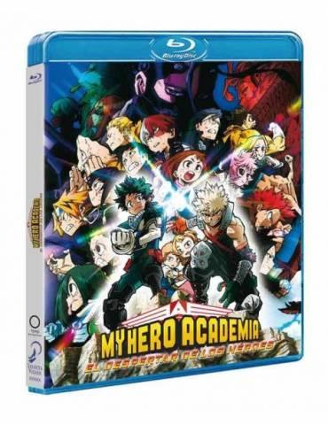 My Hero Academia la Película. El Despertar de los Heroes (Blu-ray)