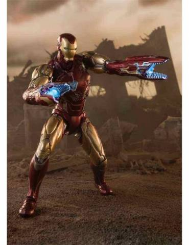 Figura Marvel Avengers Endgame SH Figuarts: Iron Man MK-85 (I am Iron Man) Edition 16 cm