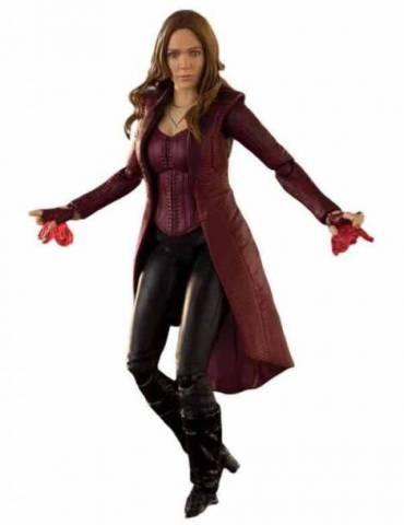 Figura Marvel Avengers Endgame SH Figuarts: Scarlet Witch 15 cm