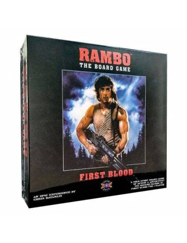 Rambo: The Board Game - First Blood