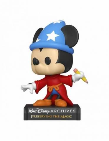 Figura POP Disney Archives: Apprentice Mickey 9 cm