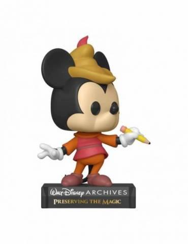 Figura POP Mickey Mouse: Disney Archives Tailor Mickey 9 cm