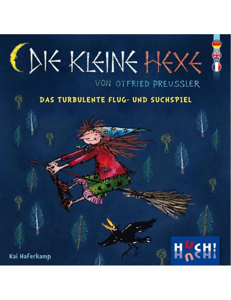 Die kleine Hexe - Das turbulente Flug- und Suchspiel (Multi-idioma)