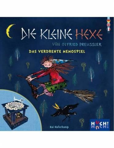 Die kleine Hexe - Das verdrehte Memospiel (Multi-idioma)