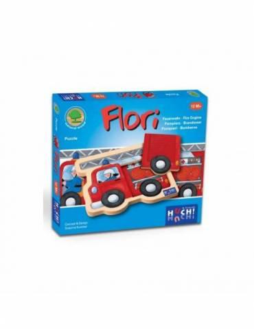 Mini Puzzle Flori