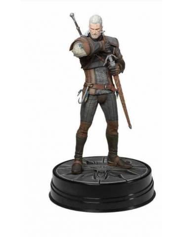 Figura The Witcher 3 Wild Hunt: Deluxe Heart of Stone - Geralt de Rivia 25 cm
