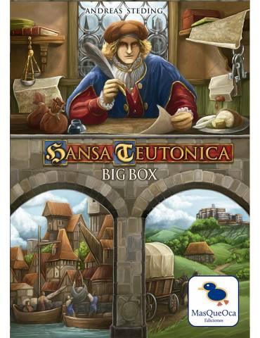 Hansa Teutonica Big Box...