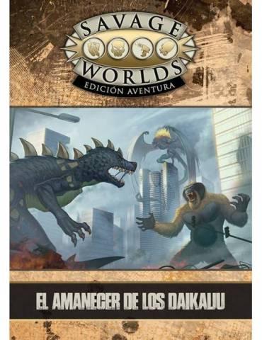 Savage Worlds: El Amanecer de los Daikaiju