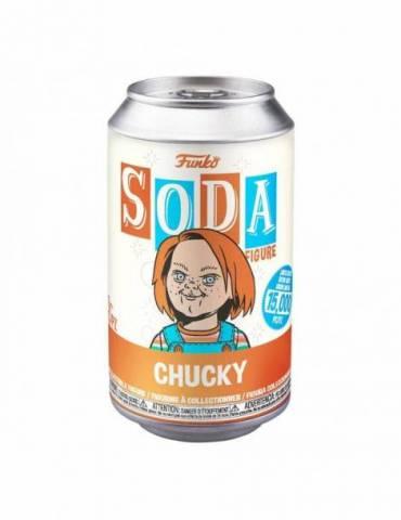 Figura POP Chucky el muñeco diabólico SODA: Chucky 11 cm