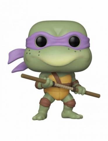 Figura POP Tortugas Ninja Television: Donatello 9 cm