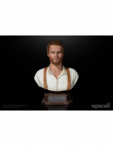 Figura Busto Terence Hill Busto 1/4 1971 20 cm