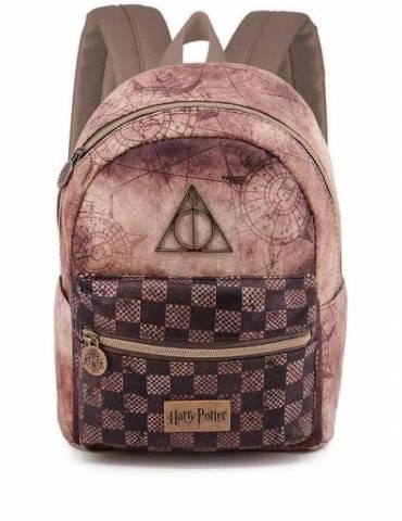 Mochila Fashion pequeña Relic Harry Potter