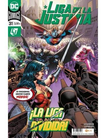 Liga de la Justicia núm. 109/ 31