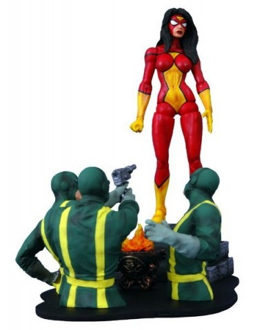 Figura Spider Woman Red...
