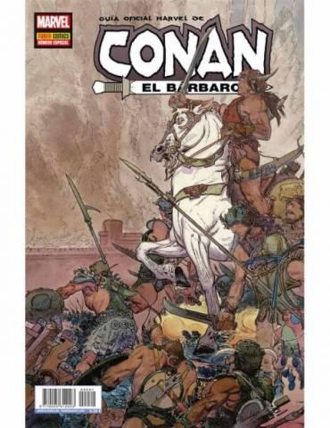 Guía Oficial Marvel de Conan El Barbaro