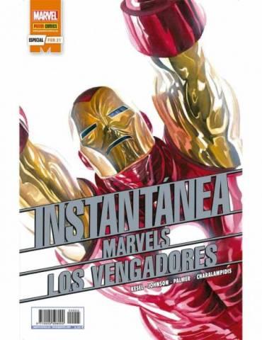 Instantanea Marvel 05. Los Vengadores